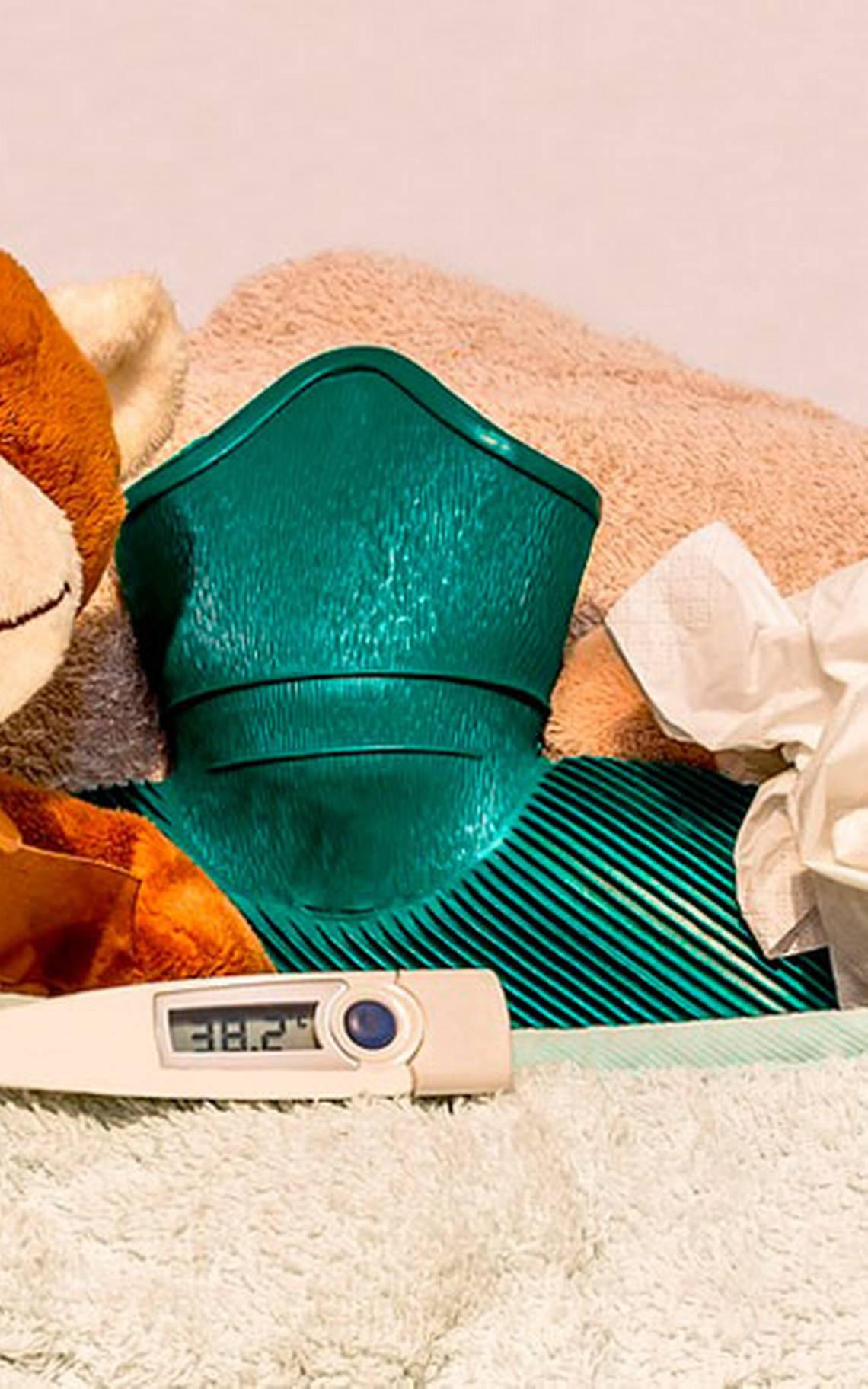 Algunos consejos para evitar enfermedades respiratorias en los niños