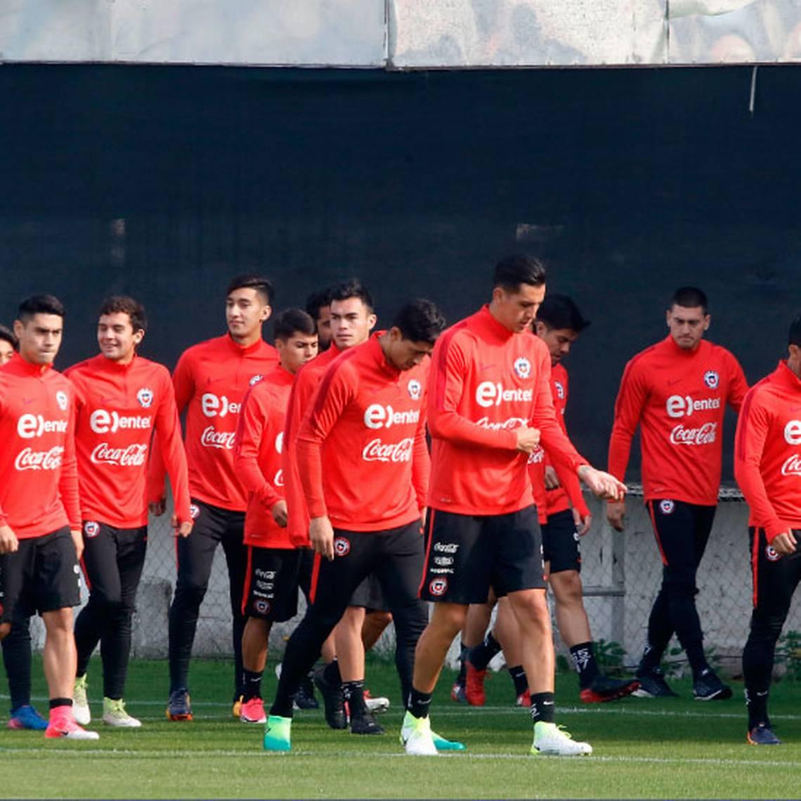 La Roja definirá a sus 23 convocados después de amistoso