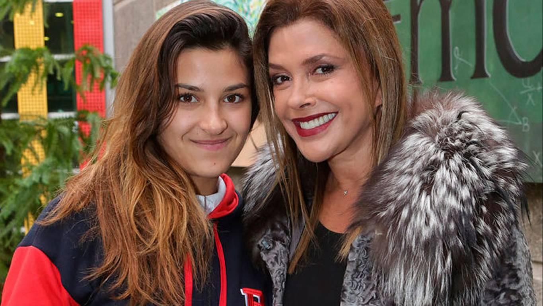 Carito Arregui y su hija sorprendieron con un bello tatuaje