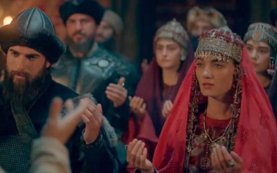 La boda de Aykiz y Turgut