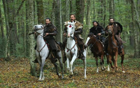 "Ertugrul: El ""Game of Thrones\"" turco llega a TVN"