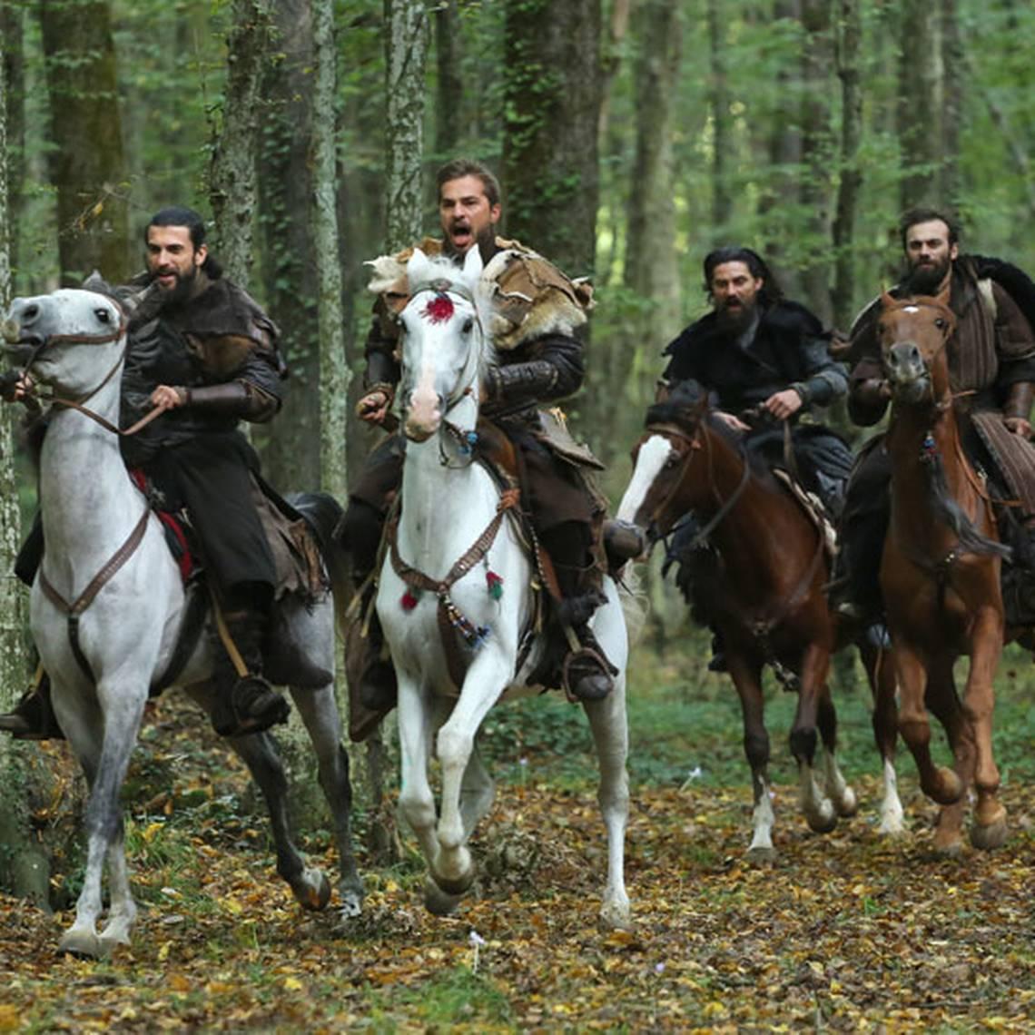 """Ertugrul: El \""""Game of Thrones\"""" turco llega a TVN"""