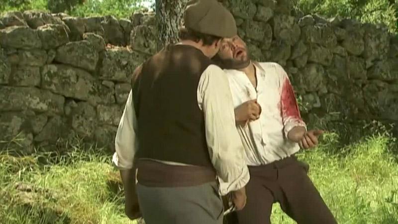 Paco vengó la muerte de su hijo