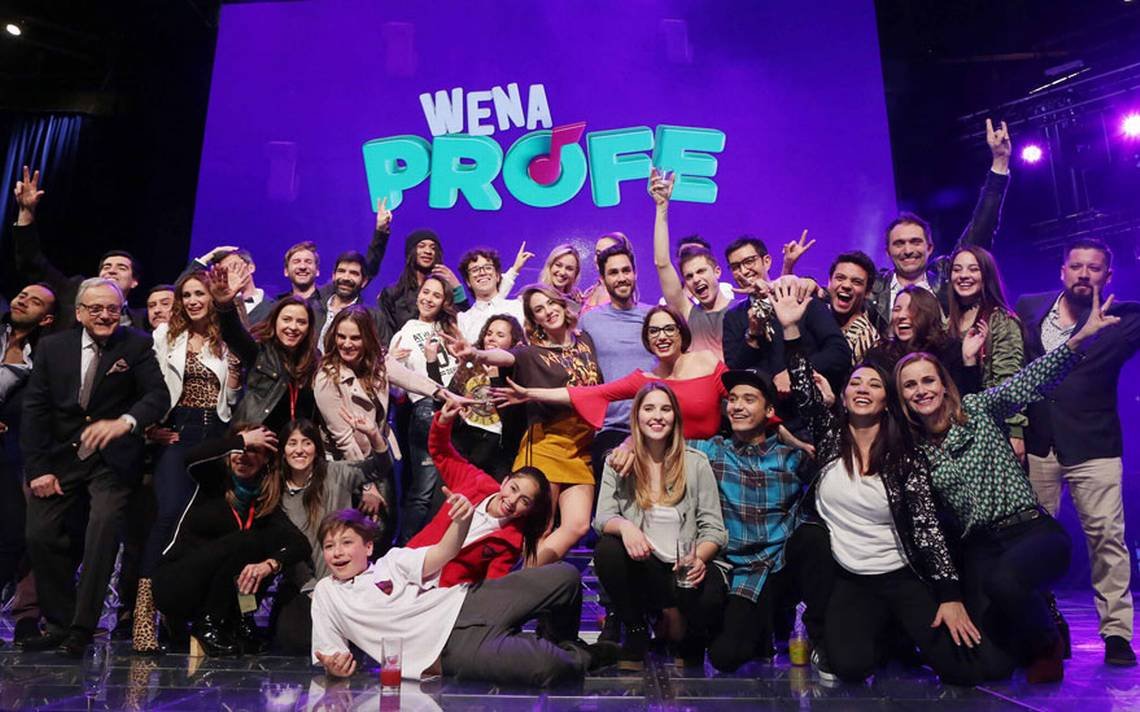 ¡Llegó el día! HOY es el gran estreno de Wena Profe