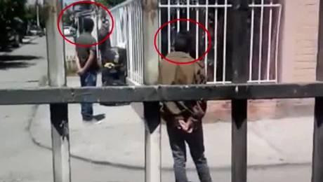 Buscan a banda de falsos carabineros dedicada a robar en casas