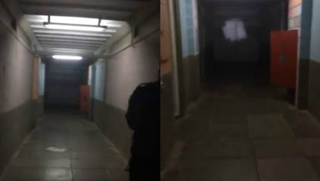 Espeluznante video de supuesto fantasma intriga a la web