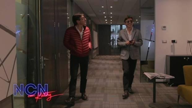 ¡Notable! Claudio Fariña entrevista a Claudio Fariña