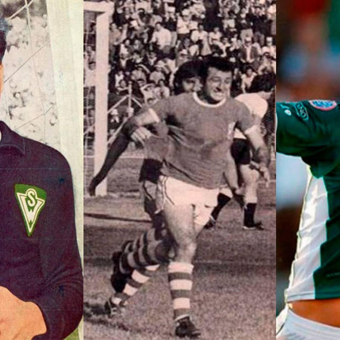 Recordamos las figuras de Wanderers en sus 125 años de vida