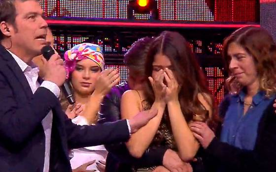 Tatiana es la quinta bailarina eliminada de Rojo