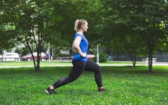 Con estos ejercicios te podrás ver tonificada todo el año