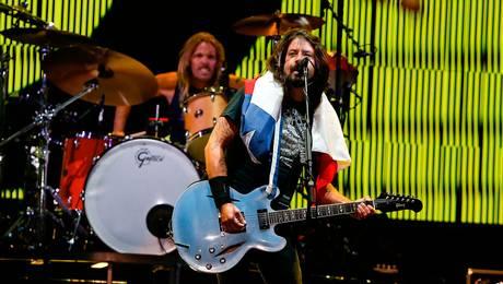 ¡Foo Fighters volvería al país en 2018!