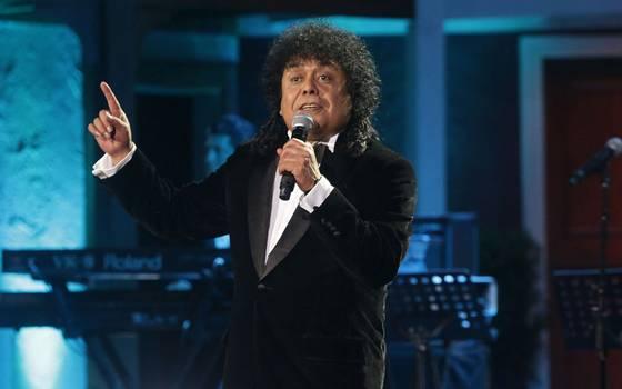 Revive el gran show de Los Ángeles Negros en Olmué