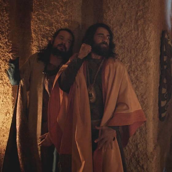 La fuga desconcertó a los soldados de Jericó