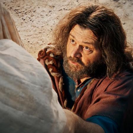 Jacob y su lucha con Dios