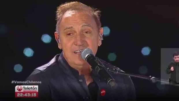 Franco De Vita hizo cantar a todo Chile