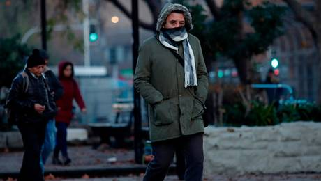 Pronóstico del tiempo: Días fríos para Santiago