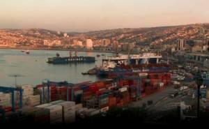 Barrio Puerto: Valparaíso