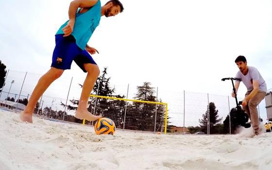 TVN.cl transmitirá en exclusiva el Mundial de Fútbol Playa