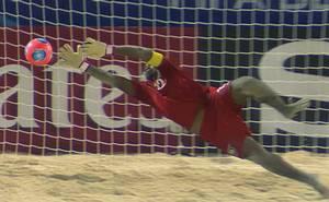 Este jueves comienza el Mundial Fútbol Playa