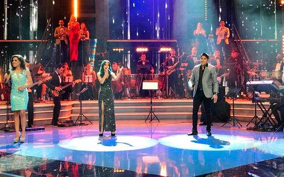 Gala Final Cantantes - 13 de septiembre del 2018