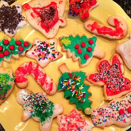 Técnicas para decorar galletas navideñas