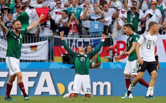 EN VIVO: México desafía a la poderosa Alemania ¡Comenta Pinilla!