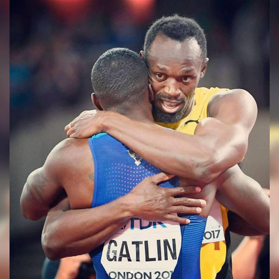 Justin Gatlin aún no cree que le ganó el oro a Usain Bolt
