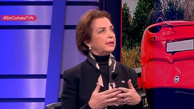 Ministra Gloria Hutt abordó la importancia de la educación vial en colegios