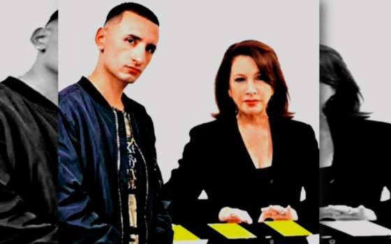 Gloria Simonetti lamenta muerte de joven reguetonero en Barrio Bellavista