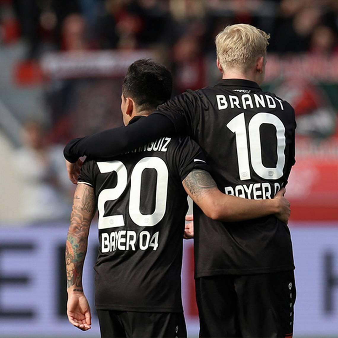 Mira el golazo que marcó Charles Aránguiz en el Leverkusen