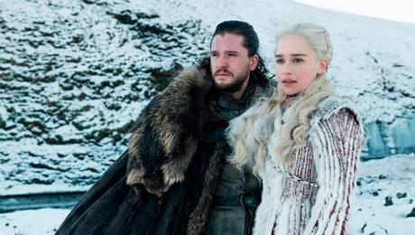 Game of Thrones rompe récord y lidera nominaciones a los premios Emmy