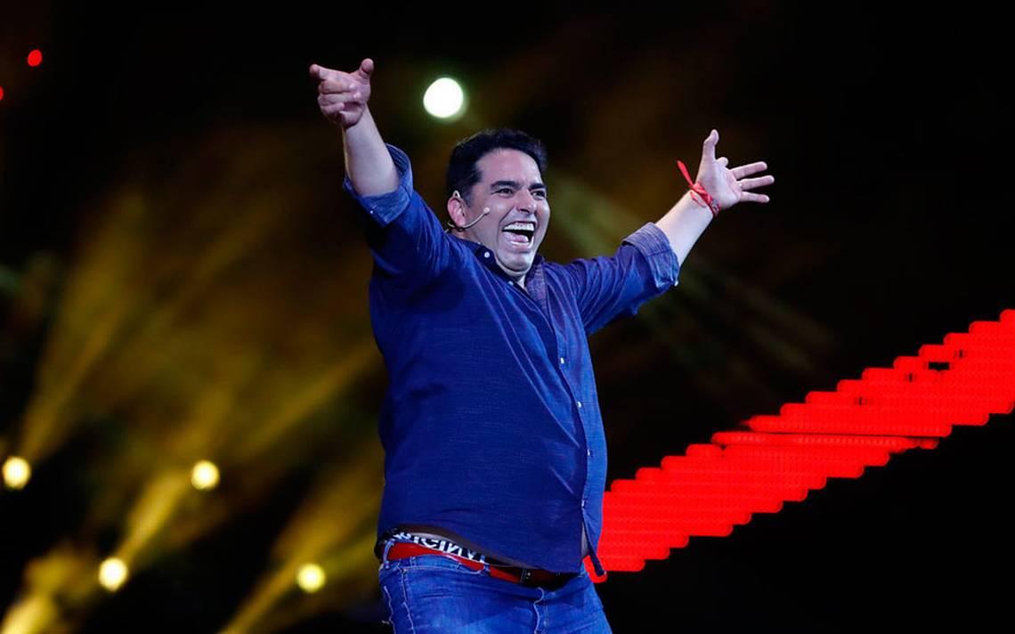Las mejores reacciones al show de Rodrigo Villegas en Viña 2017