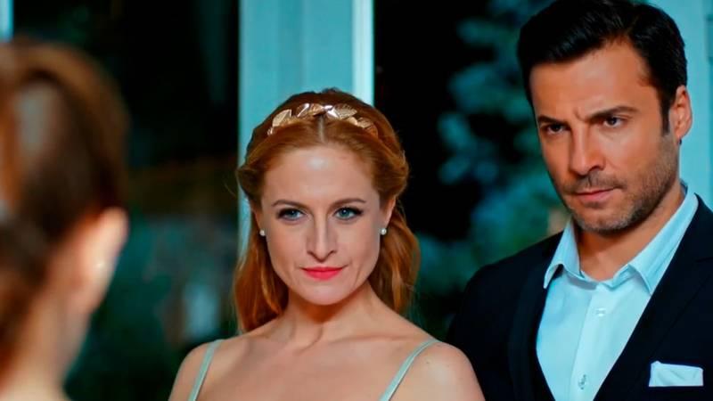 Un nuevo matrimonio en la mansión Sipahi