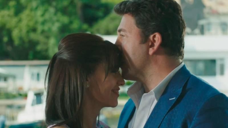 Günes y Haluk ¡Al fin casados!