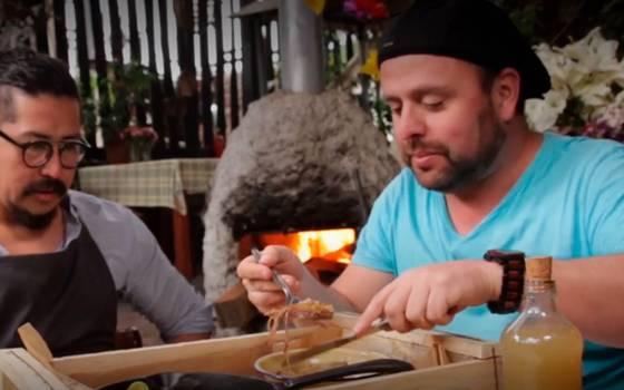 """Todo el sabor de la cocina mapuche en \""""Calfucura\"""""""