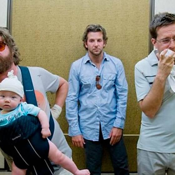 Así luce en la actualidad el bebé de la película The Hangover
