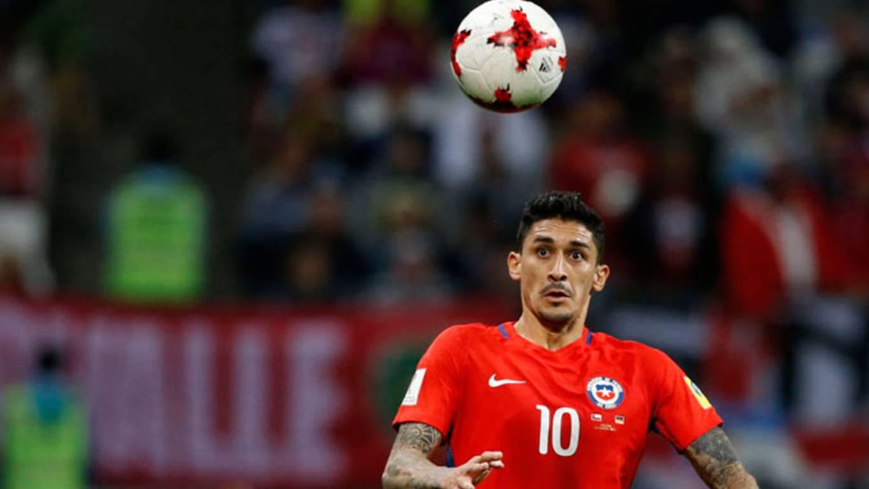 Pedro Pablo Hernández podría ser la primera baja de La Roja