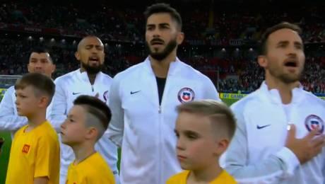 ¡Con todo el corazón! La emoción del Himno Nacional en Rusia