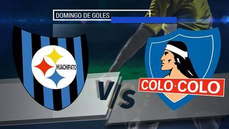 Huachipato vs Colo Colo