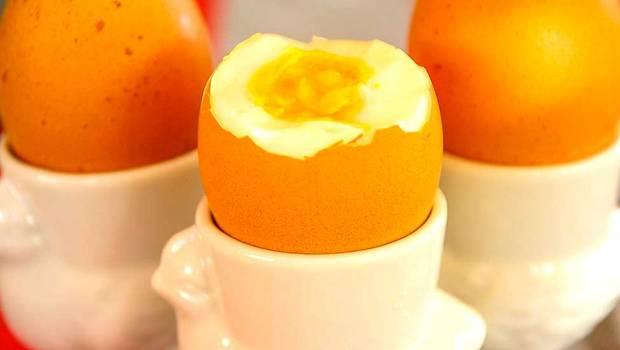 Aprenda a preparar el huevo de diferentes maneras