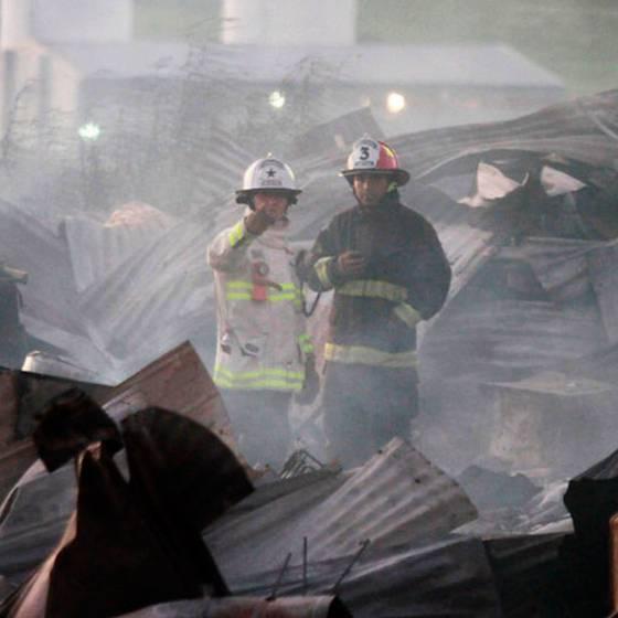 ¿Cómo evacuar en caso de incendio?