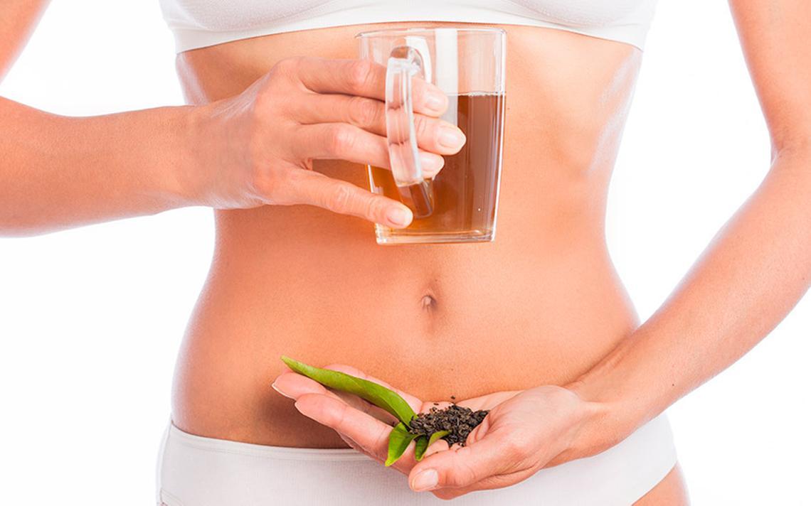 infusión para adelgazar abdomen