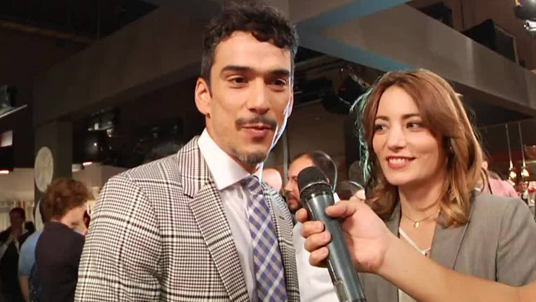 Iñigo Urrutia y Josefina Fiebelkorn nos adelantan sus peronajes