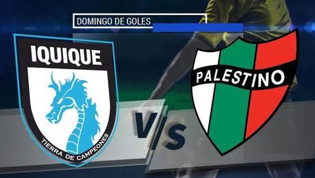 D. Iquique vs Palestino