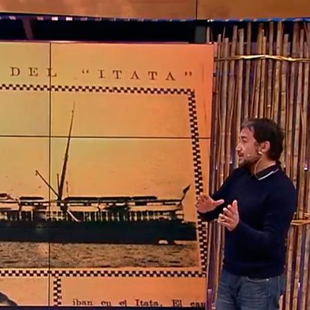 Los secretos del Titanic chileno