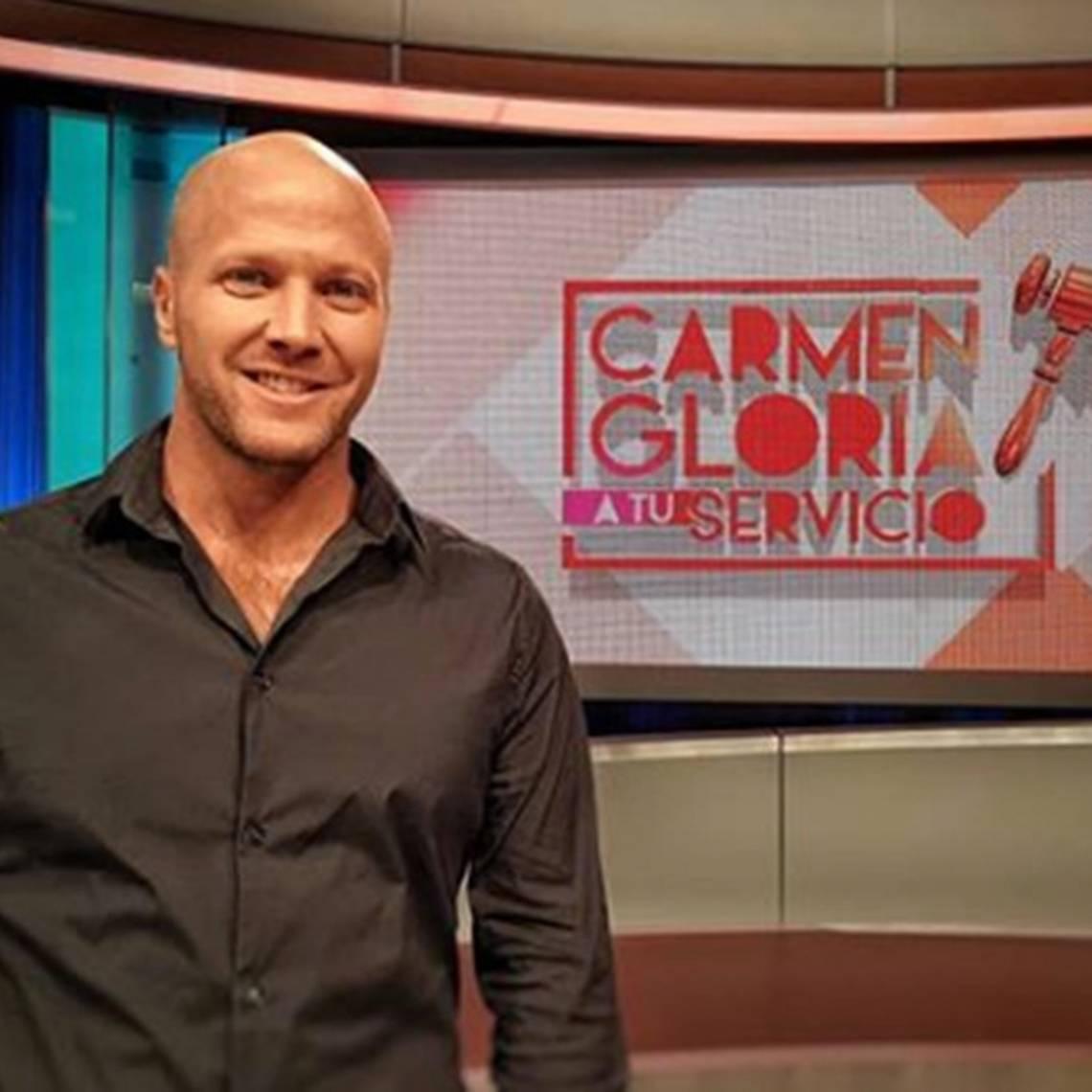 Psicólogo Jaime Sánchez completa trío de hermanos en televisión