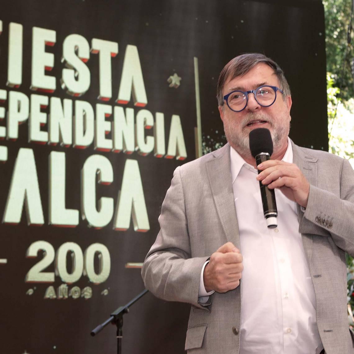 """Jaime de Aguirre: \""""Es una parrilla digna de cualquier festival de primer nivel\"""""""