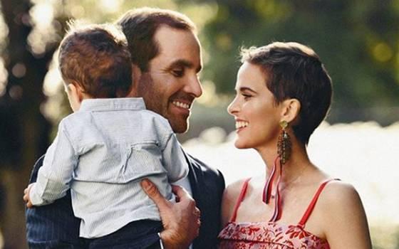 Javiera Suárez comparte bello recuerdo con sus seguidores