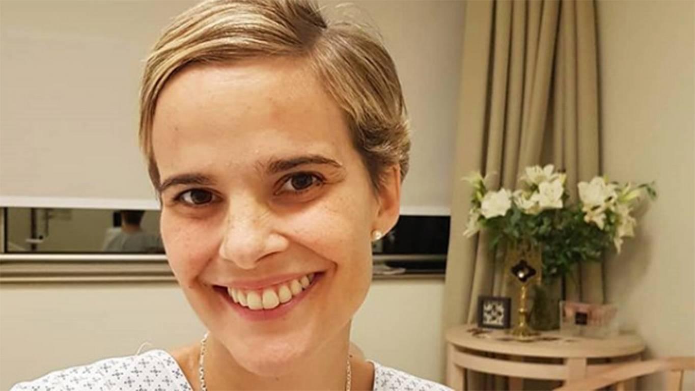 Javiera Suárez enfrenta examen clave en su lucha contra el cáncer