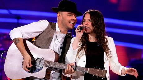 Canta a todo pulmón con Jesse & Joy